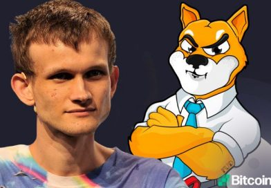 Ethereum's Vitalik Buterin Burns $6.6 Billion Worth of Shiba Inu Tokens