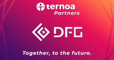 New Official Partnership : Digital Finance Group (DFG) Joins the Ternoa Adventure
